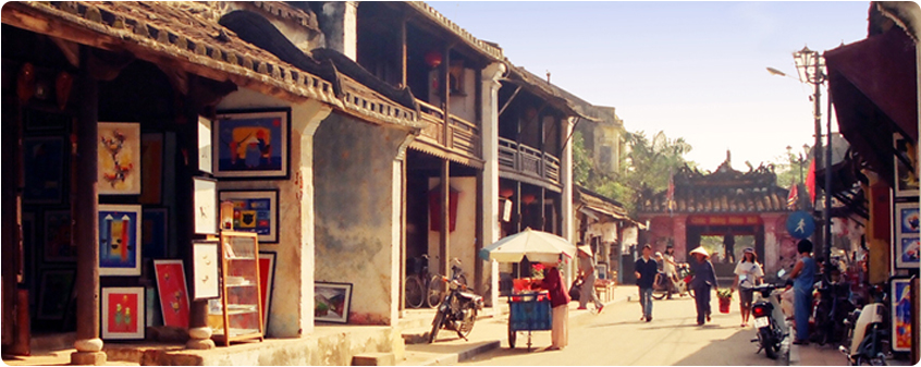 Hoi An in the morning