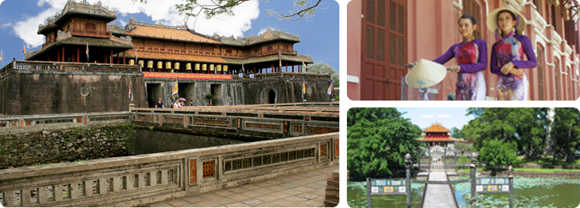 Hue Complex of Monuments in The Former Imperial Capital of Vietnam