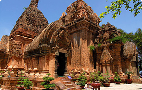 My Son - Ancient Temple Complex of The Former Champa Civilization in Vietnam