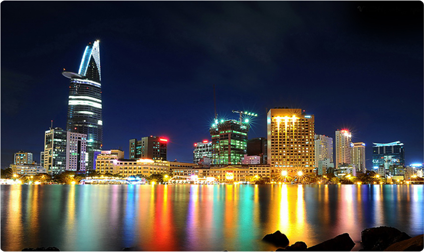 Ho Chi Minh City - Vietnam largest software offshore outsourcing center